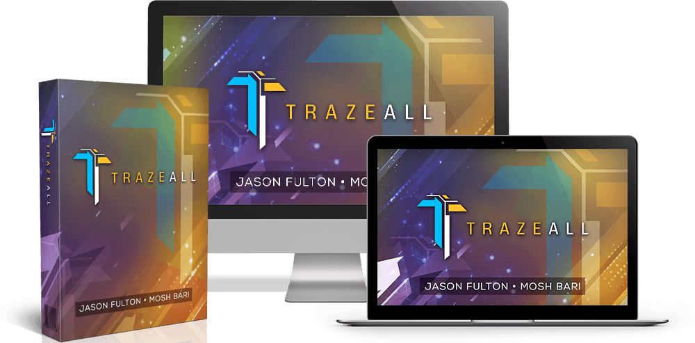 Trazeall best bonus and review software marketing